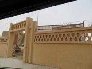 Islam en Chine,Xinjiang,Démolition de la mosquée