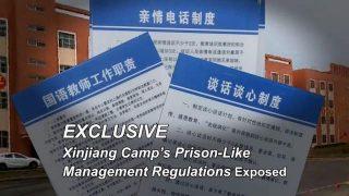 Musulmans Ouïghours,Camps de rééducation,Xinjiang Chine,chine musulman