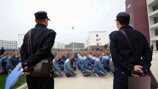 Musulmans Ouïghours,Camp de rééducation,Détention illégale en chine,détentions massives