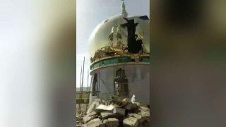 Une nouvelle mosquée détruite parce qu'elle était « trop arabe » (vidéos)
