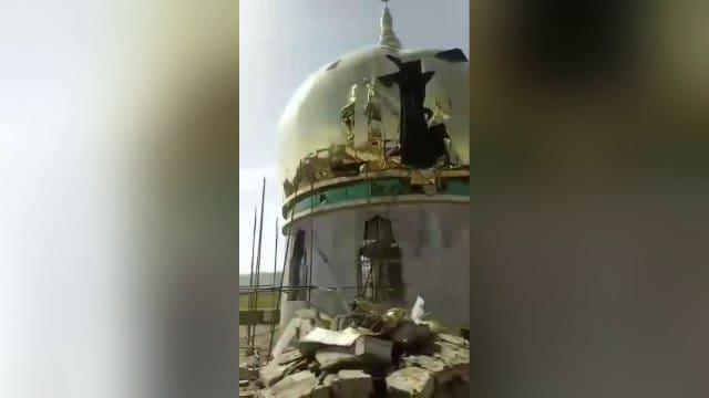 une nouvelle mosquée détruite parce qu'elle était « trop arabe »