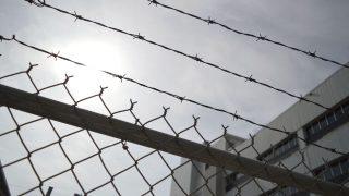 prison du xinjiang, chine