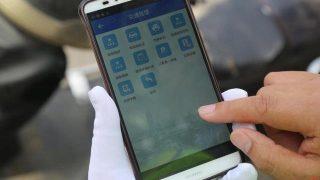 Des smartphones Huawei pour le « maintien de la stabilité »