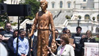 De Washington à Tian'anmen : la liberté et la justice triompheront