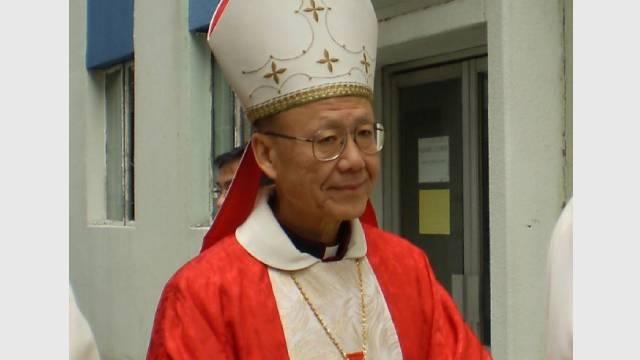 Cardinal John Tong Hon, Manifestations de Hong Kong : le facteur catholique