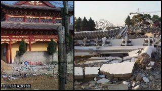 Wuhan : répression des bouddhistes à l'approche d'une manifestation sportive