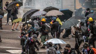 Embargo sur l'expédition de marchandises pour endiguer les manifestations de Hong Kong