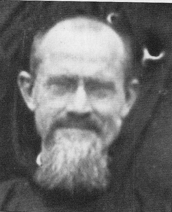 La seule photo connue du père Hüttermann.