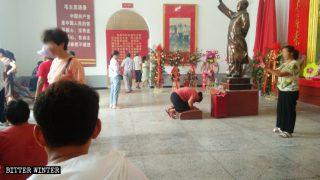 Mao serait-il devenu la principale divinité en Chine ?